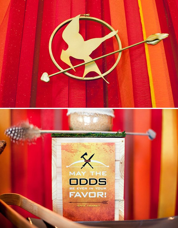 hunger games DIY mockingjay and printables