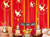 hunger games food table