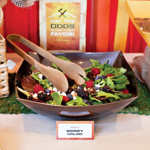 Hunger Games Party Menu // Hostess With The Mostess®