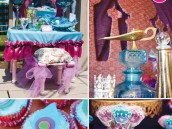 jasmine princess party