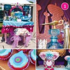 jasmine princess party