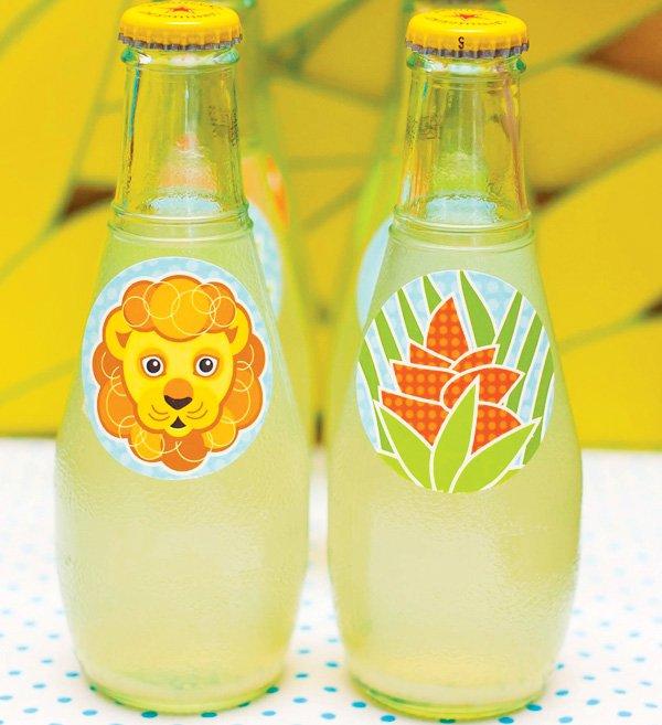 lion jungle drinks