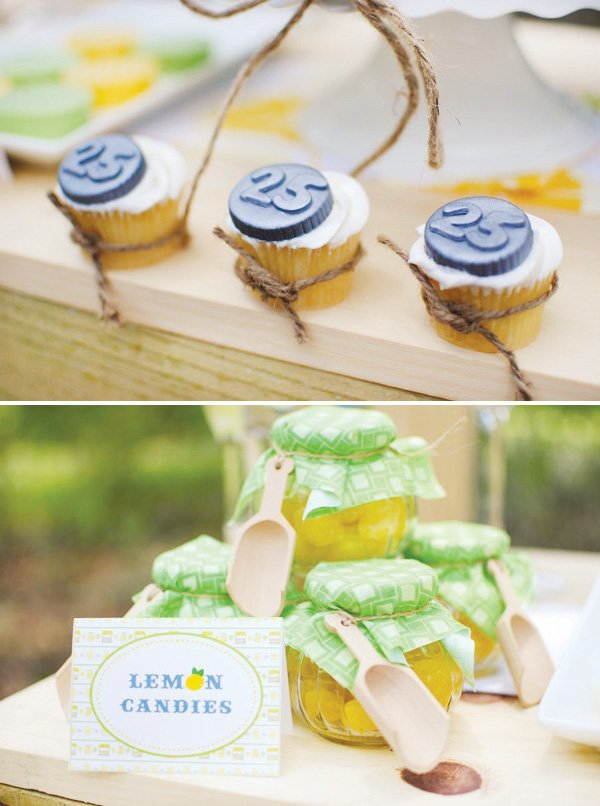 lemonade stand dessert ideas