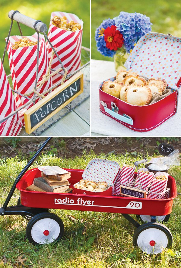 red wagon desserts