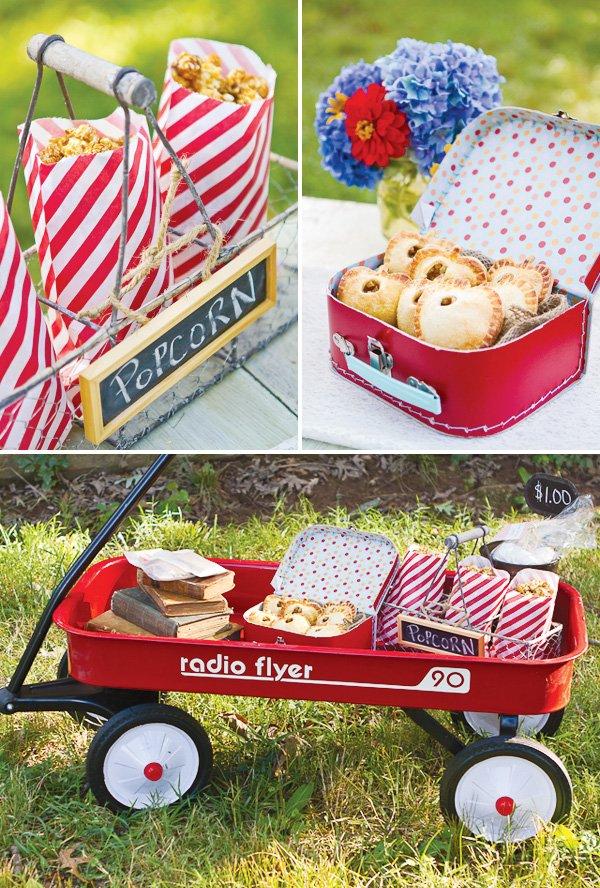red wagon desserts