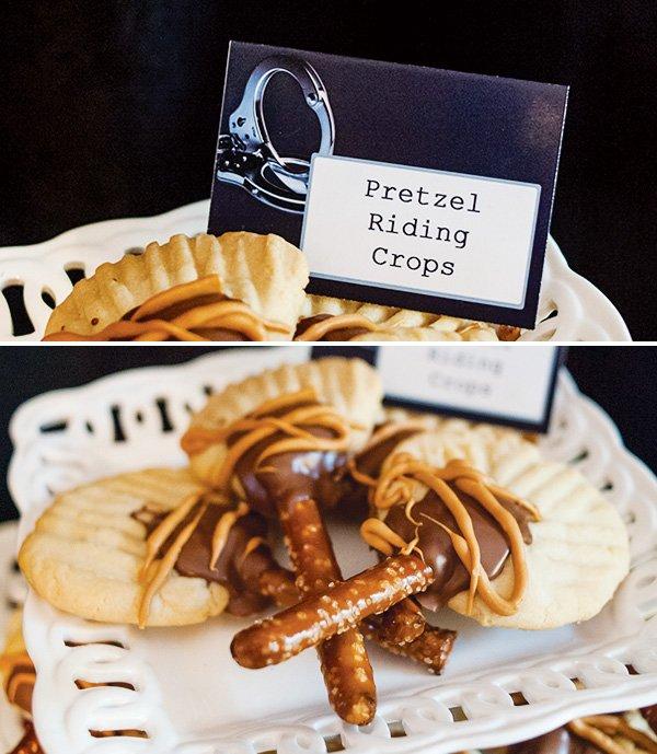 riding crop pretzels