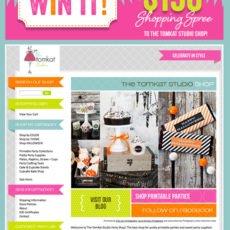 The TomKat Studio - $150 Giveaway