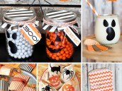 stylish halloween party supplies