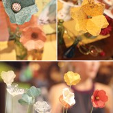 easy and whimsical paper flowers tutorial