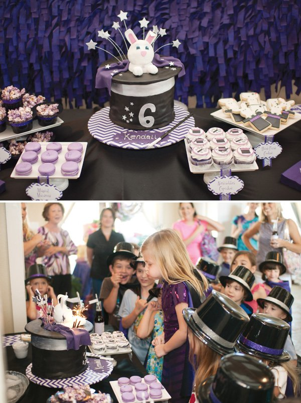 Fine Modern Magic Birthday Party Hostess With The Mostess Funny Birthday Cards Online Kookostrdamsfinfo