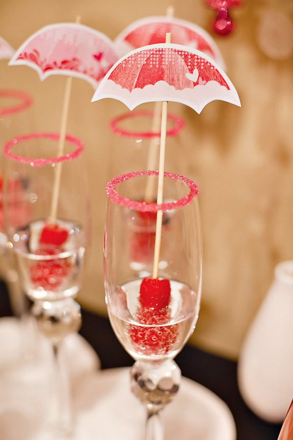 showered with love free umbrella printables