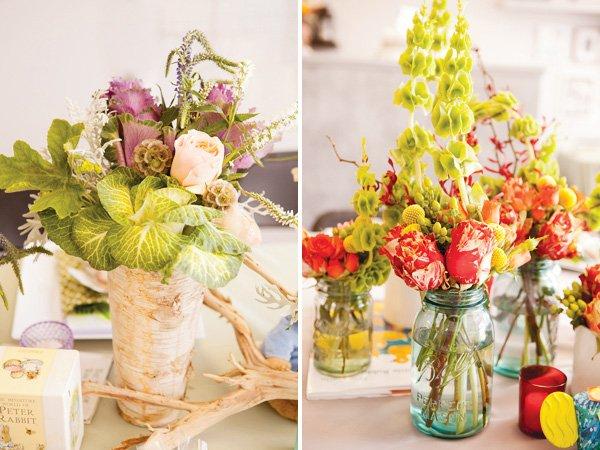 baby shower florals