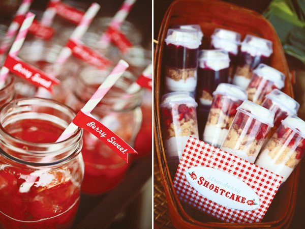 strawberry shortcake push cakes