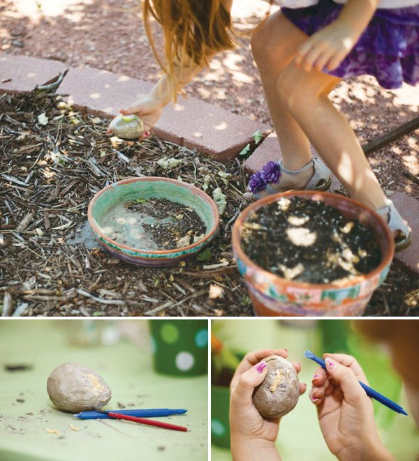 Dinosaur egg activity