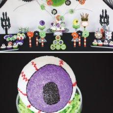 eyeball halloween ideas