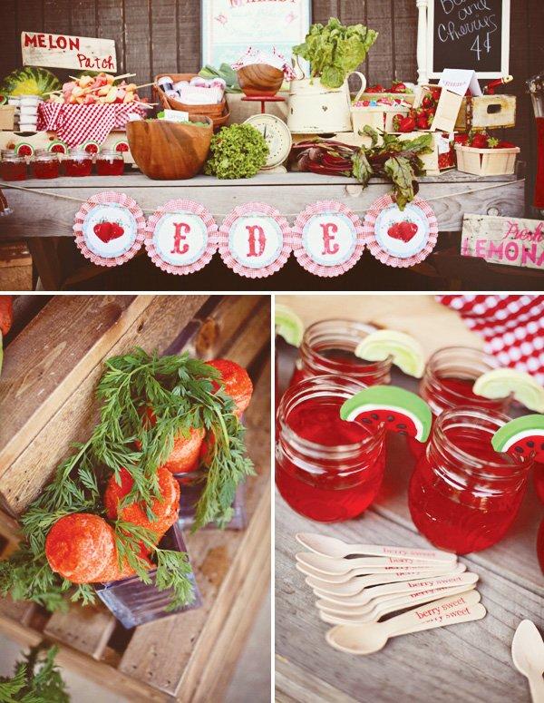 farmers market carrot cupcakes