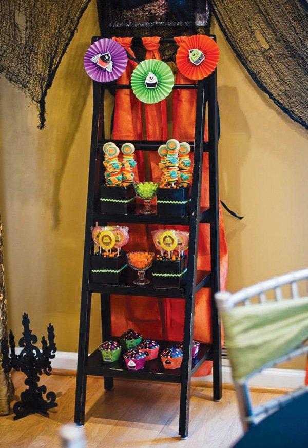 frankenstein cupcake halloween decorations