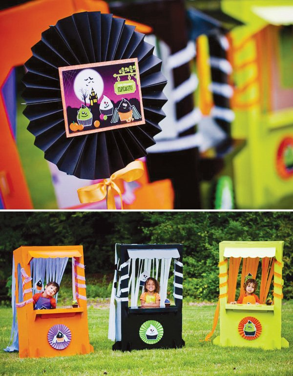 halloween outdoor games
