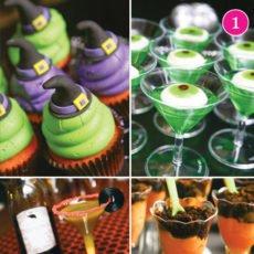 halloween party dessert ideas