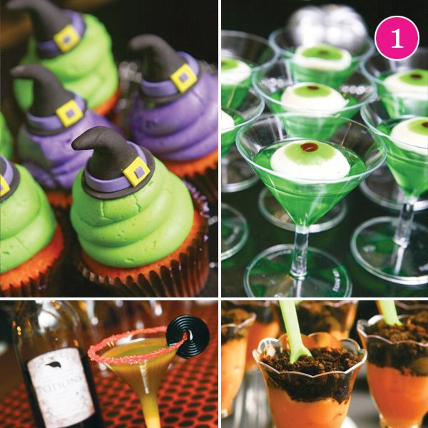 halloween party dessert ideas