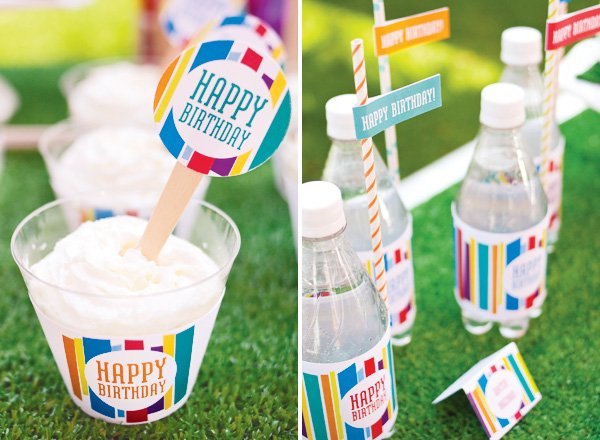 happy birthday party printables