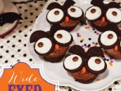 easy homemade owl cupcakes recipe