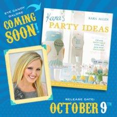 kara's party ideas book