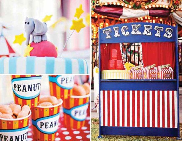 kara's party ideas - circus party