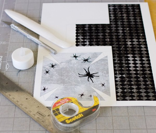 Paper lantern materials