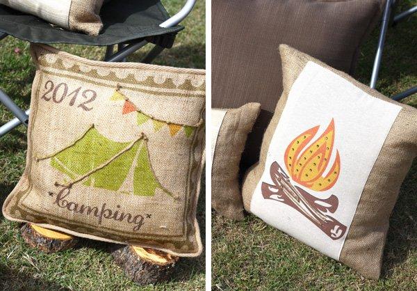 Backyard Camping Tips : outdoorbackyardcampingpartyideas07jpg