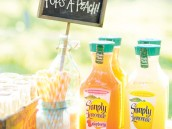 peach party drinks