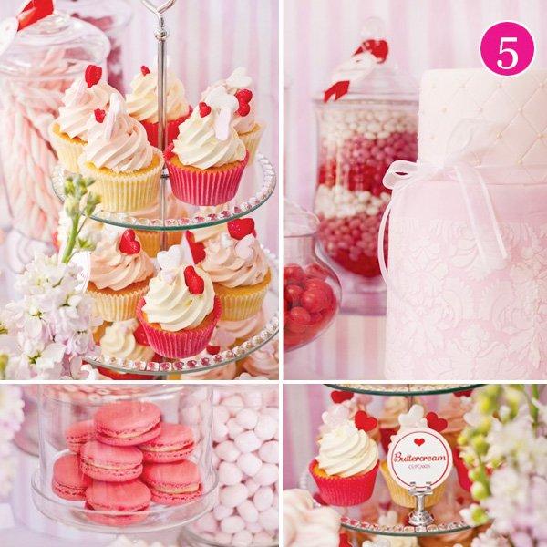 Pink Tea themed Bridal Shower