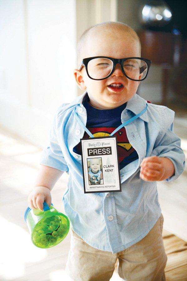 superman costume ideas