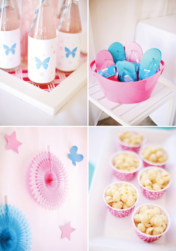 american girl inspired party