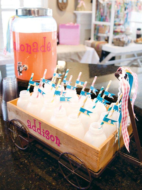 barnyard lemonade crate
