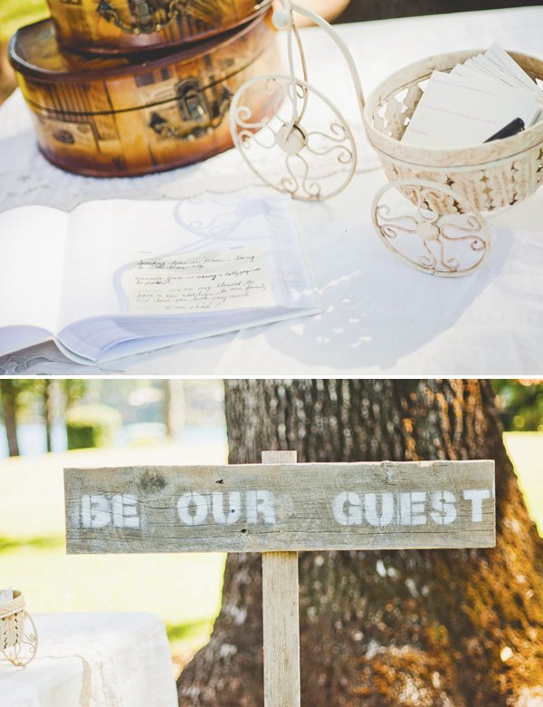 budget friendly vintage wedding