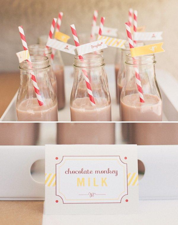 chocolate monkey milk