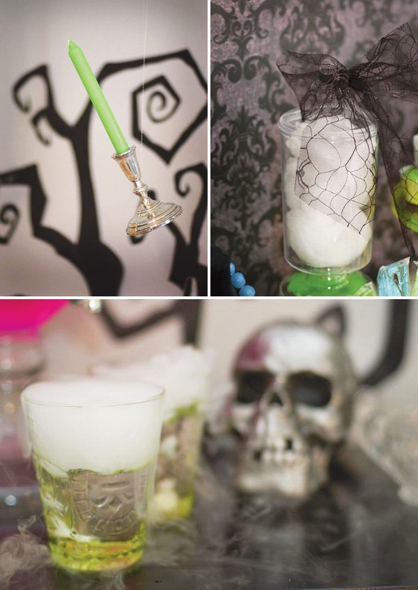 glow in the dark candles