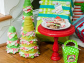 magic elf christmas party cookies tree craft