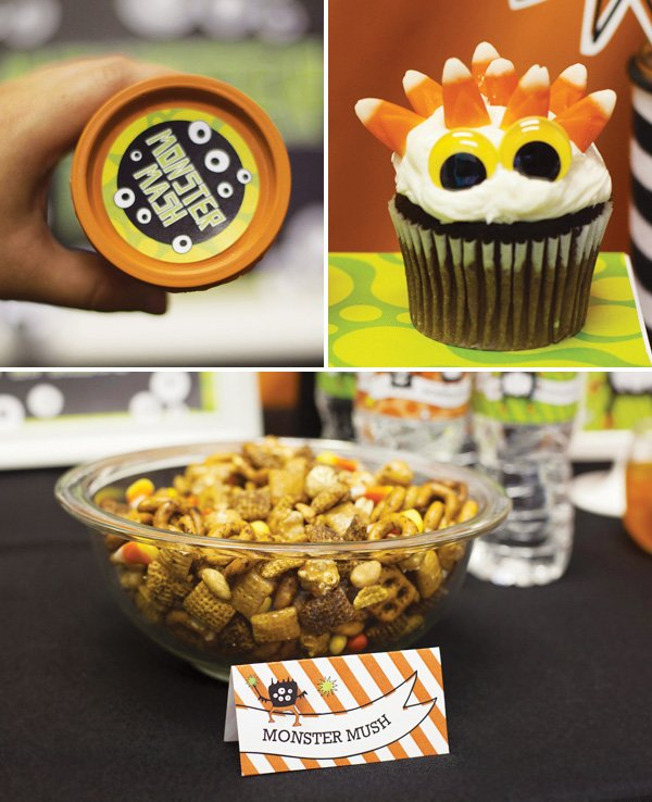 monster party snack ideas