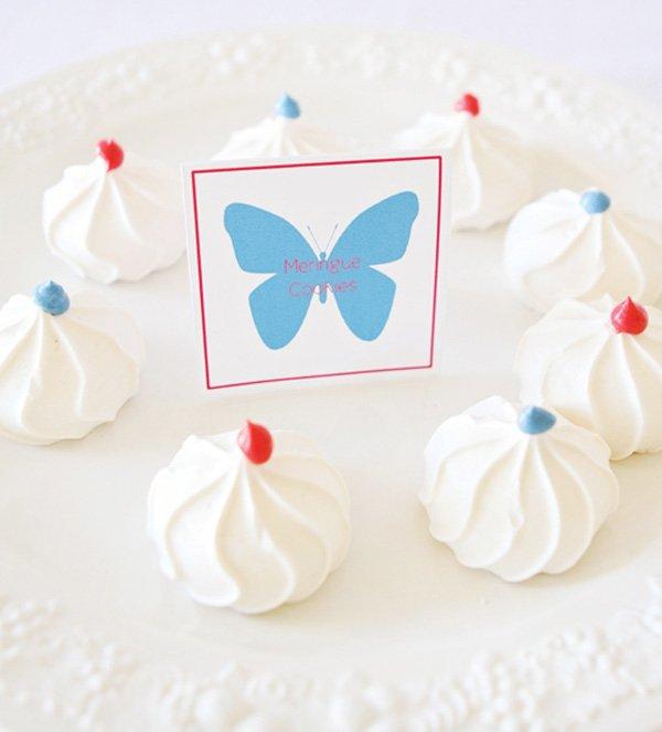 party meringues