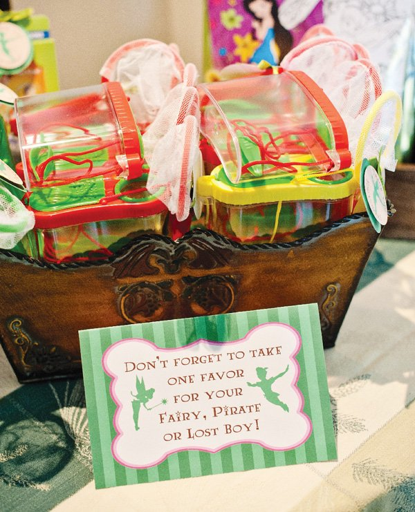 peter pan favors