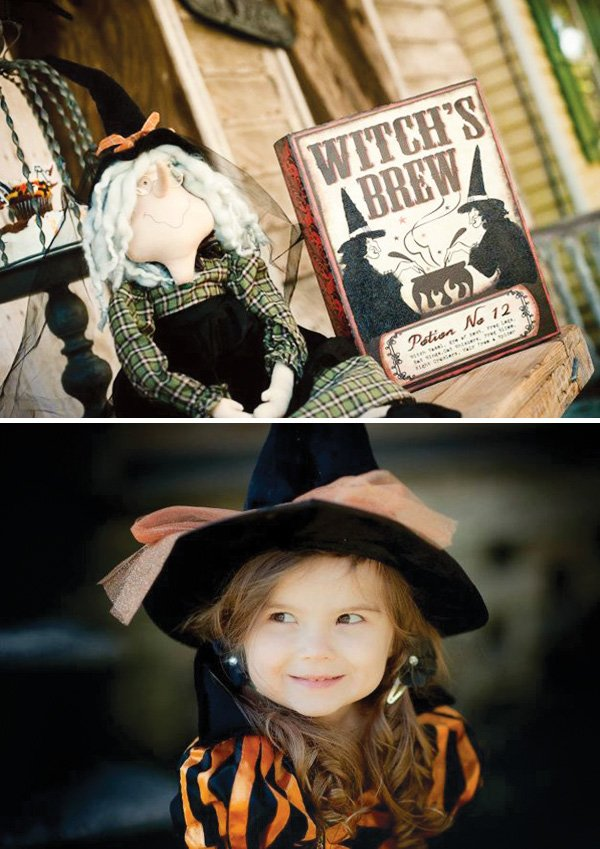 trick or treat witch costume