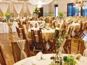 vintage rustic wedding centerpieces