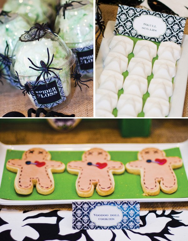 voodoo halloween party ideas
