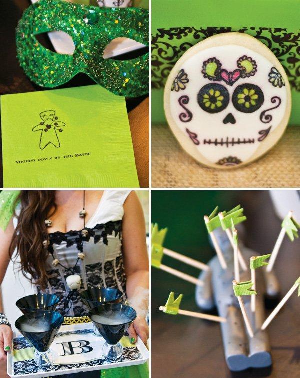 adult voodoo halloween party