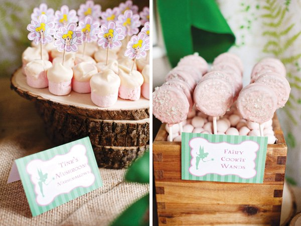 whimsical mushroom marshmallows