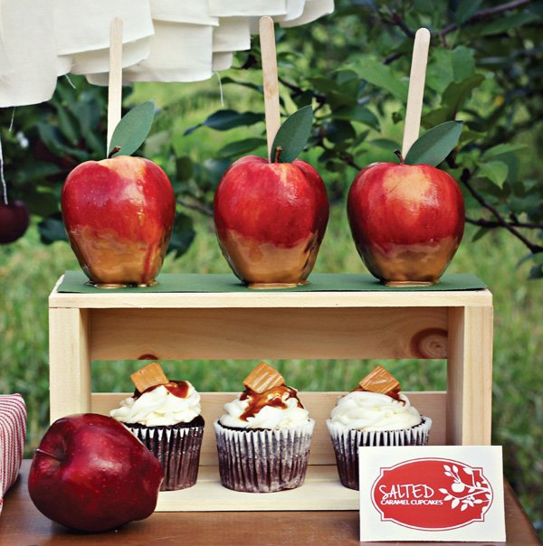 caramel apple desserts