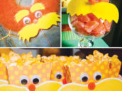 Lorax party craft decor