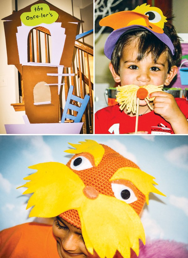 Lorax party costume